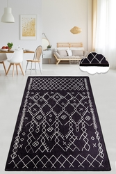 Chilai Home - CHART BLACK SIYAH 80X200 cm
